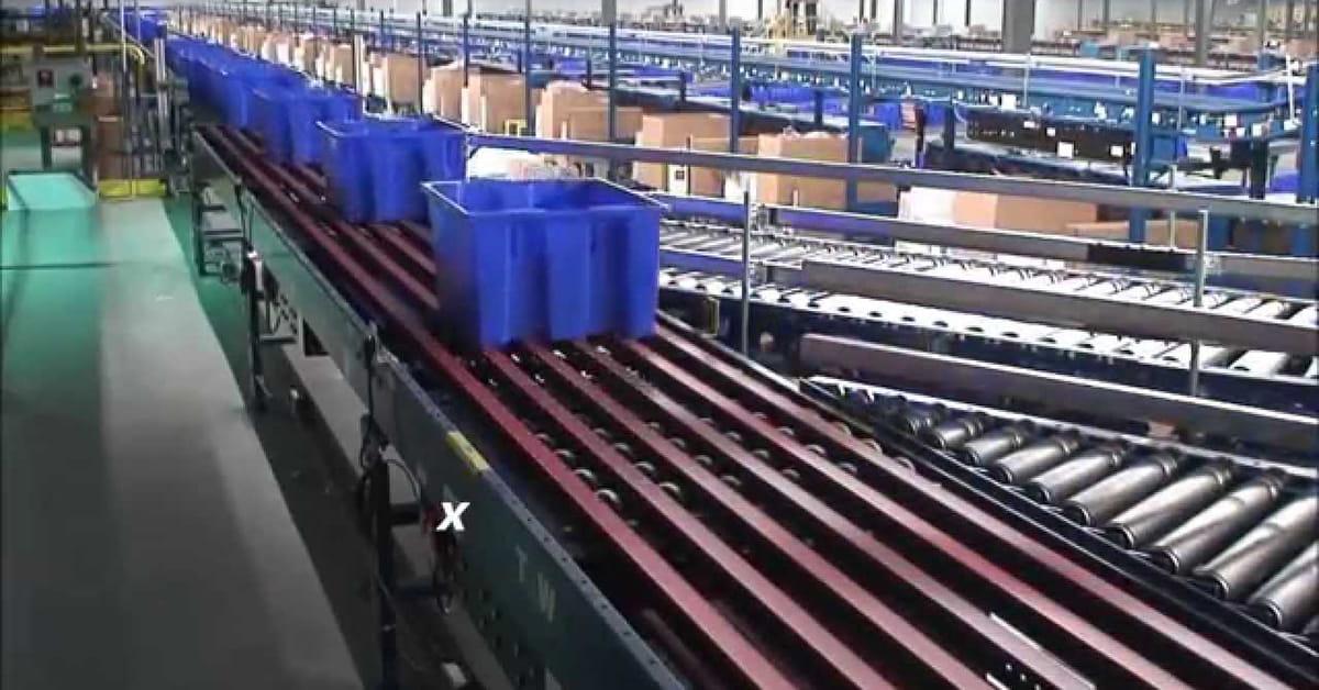 conveyor sortation solutions