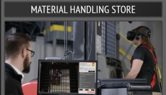 material handling store