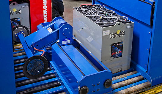 Forklift Batteries Los Angeles CA
