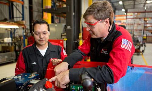 Forklift Dealer Los Angeles CA