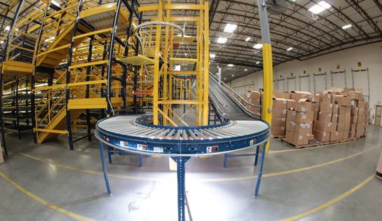 RHSI Conveyor