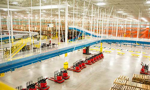 Warehousing, Supply Chain Consulting