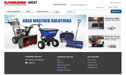 Warehouse Catalog