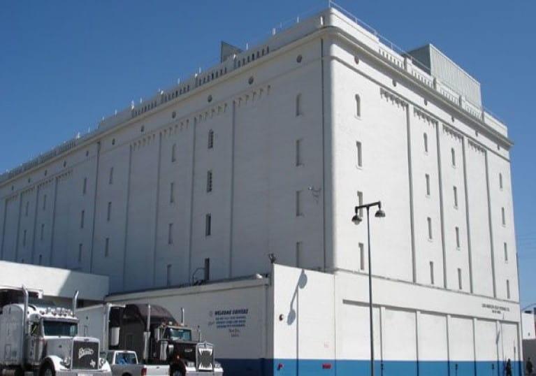 LA Cold Storage Site
