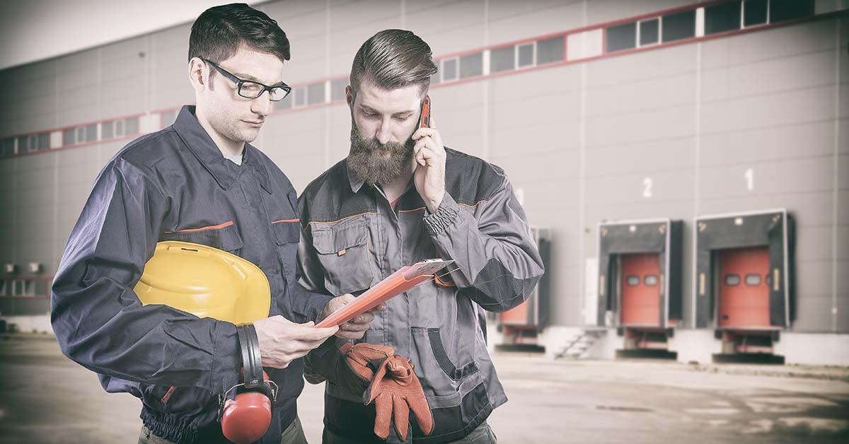 dock leveler repair company