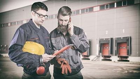 loading dock safety checklist
