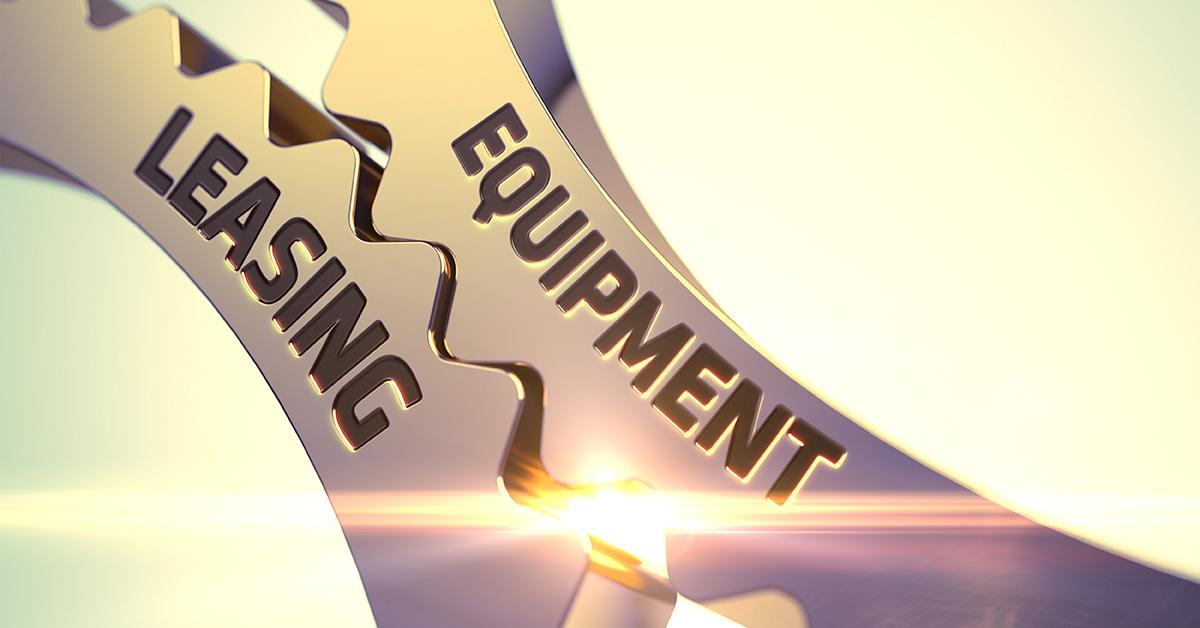 leasing material handling equipment