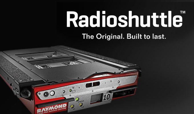 Radioshuttle Pallet Shuttle Racking System
