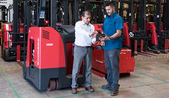 warehouse training, warehouse pedestrian training