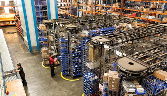 Material Handling Equipment Supplier