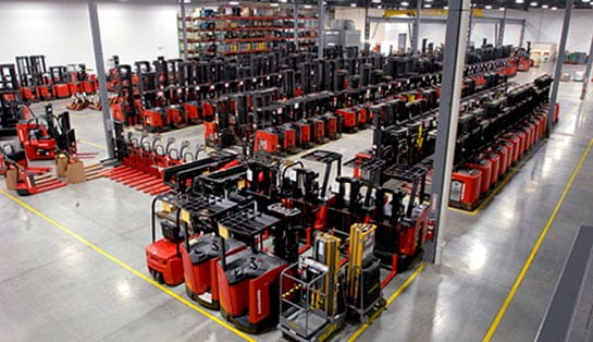 San Diego Forklift Dealer
