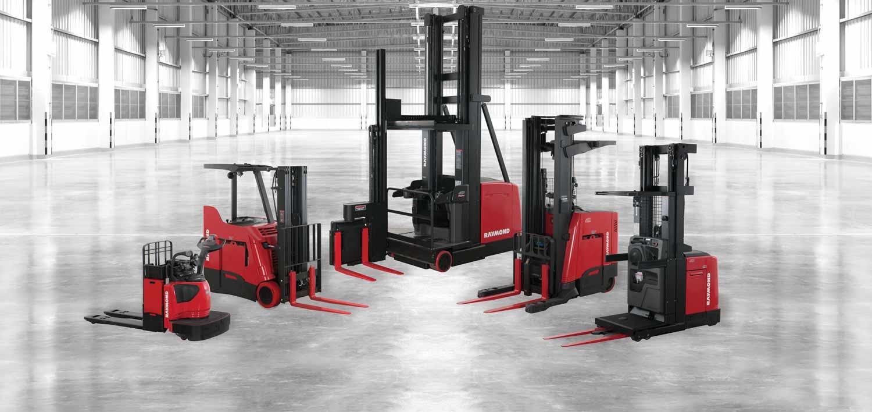 Raymond Electric Lift Trucks